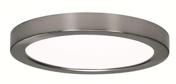 """Picture of SATCO S9337 18.5W/LED/9""""FLUSH/27K/RD/BN LED Light Bulb"""