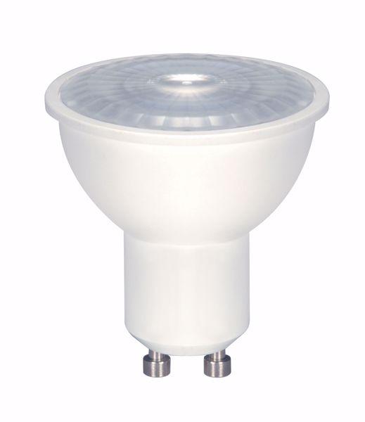 Picture of SATCO S9380 4.5MR16/LED/40'/30K/120V/GU10 LED Light Bulb