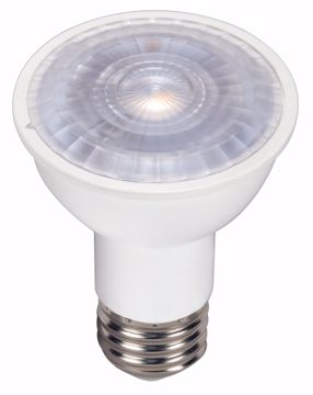 Picture of SATCO S9388 6.5PAR16/LED/40'/3000K/120V LED Light Bulb