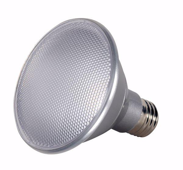 Picture of SATCO S9424 13PAR30/SN/LED/60'/5000K/120V LED Light Bulb
