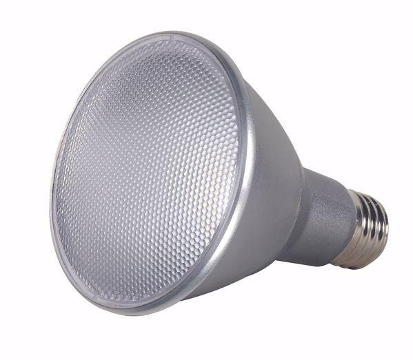 Picture of SATCO S9431 13PAR30/LN/LED/40'/3000K/120V LED Light Bulb