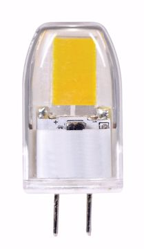 Picture of SATCO S9544 LED 3W JC/G6.35 12V 3000K 300L LED Light Bulb