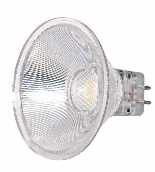 Picture of SATCO S9553 3MR16/LED/40'/5000K/12V LED Light Bulb