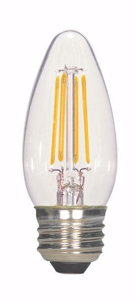 Picture of SATCO S9567 2.5W ETC/LED/27K/120V LED Light Bulb