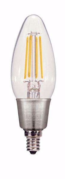 Picture of SATCO S9570 4.5W CTC/LED/27K/120V LED Light Bulb