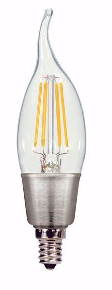 Picture of SATCO S9574 4.5W CFC/LED/27K/120V LED Light Bulb