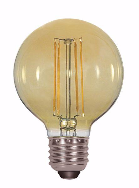 Picture of SATCO S9584 4.5G25/AMB/LED/E26/22K/120V LED Light Bulb