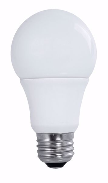 Picture of SATCO S9597 10A19/LED/5000K/120V  LED Light Bulb