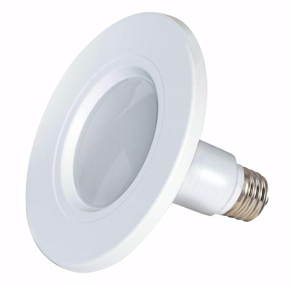 "Picture of SATCO S9598 8.5W/LED/4""TRIM/2700K/120V  LED Light Bulb"