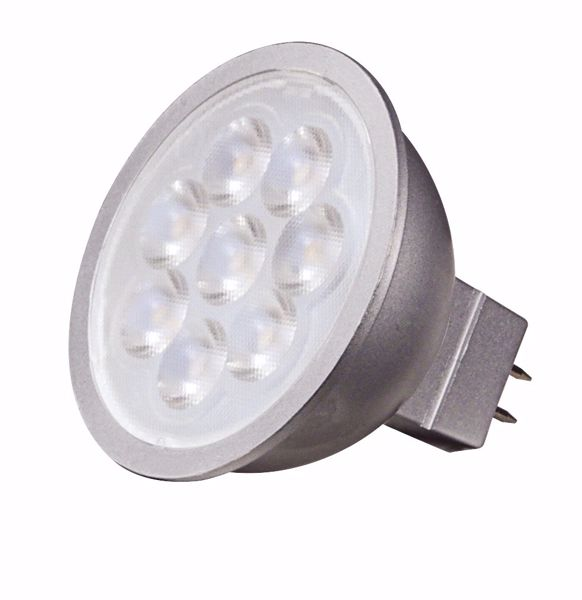 Picture of SATCO S9616 6.5MR16/LED/40'/30K/12V/90CRI LED Light Bulb