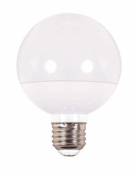 Picture of SATCO S9619 6G25/LED/2700K/390L/90CRI LED Light Bulb