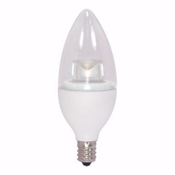 Picture of SATCO S9660 4.5CTC/LED/2700K/300L/230V LED Light Bulb
