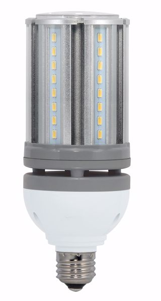 Picture of SATCO S9678 18W/LED/HID/AMBER/100-277V E26 LED Light Bulb