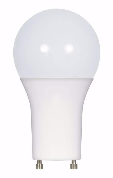 Picture of SATCO S9708 10A19/OMNI/LED/3K/90CRI/GU24 LED Light Bulb