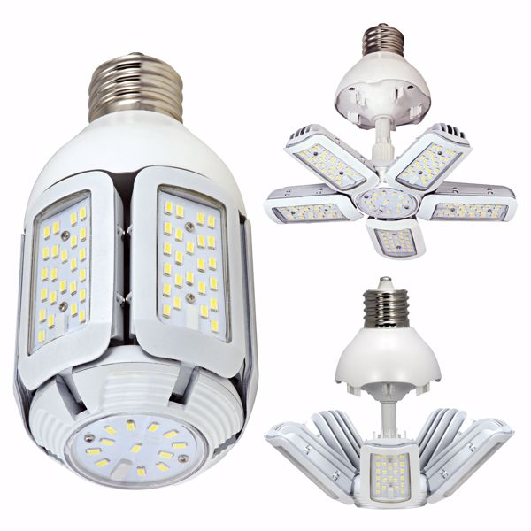 Picture of SATCO S9752 60W/LED/HID/MB/5000K/100-277V LED Light Bulb