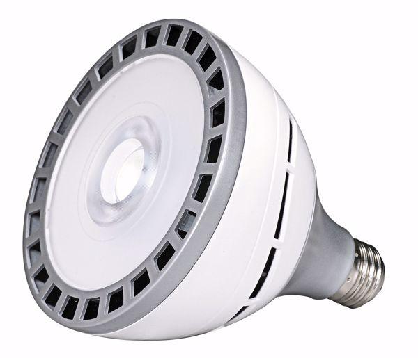 Picture of SATCO S9760 18W/LED/PAR38/3000K/100-277V LED Light Bulb