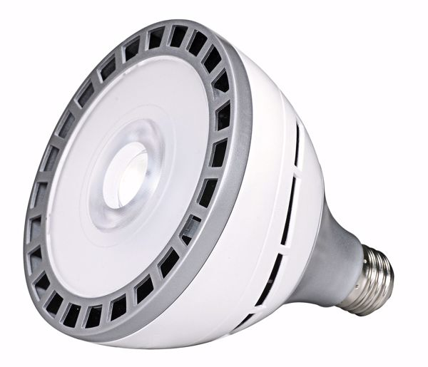 Picture of SATCO S9761 18W/LED/PAR38/4000K/100-277V LED Light Bulb