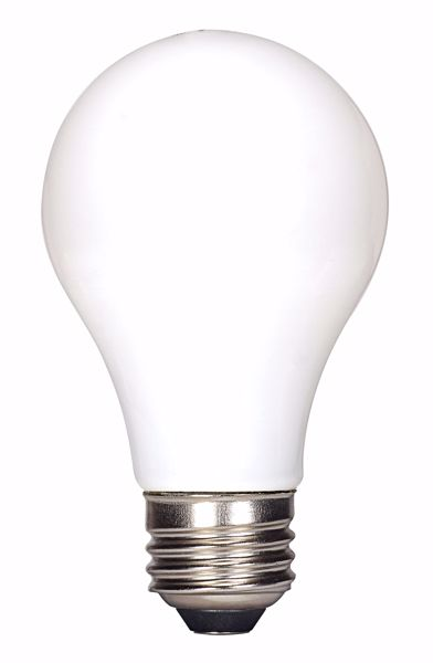 Picture of SATCO S9825 6.5A19/SW/LED/E26/27K/120V LED Light Bulb