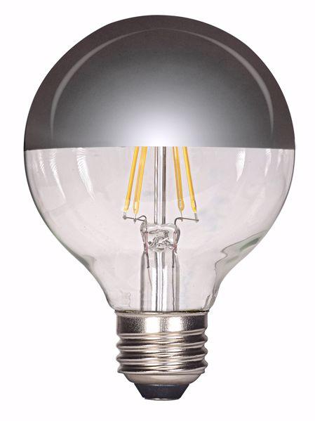 Picture of SATCO S9828 4.5G25/SLV/LED/E26/27K/120V LED Light Bulb
