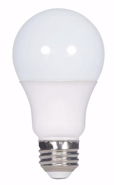 Picture of SATCO S9836 9.5A19/OMNI/220/LED/30K LED Light Bulb
