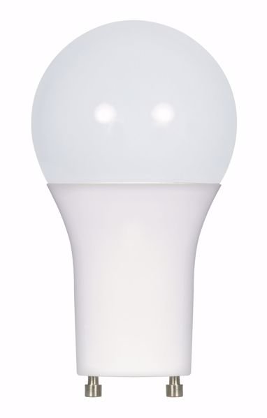 Picture of SATCO S9840 9.5A19/OMNI/220/LED/27K/GU24 LED Light Bulb