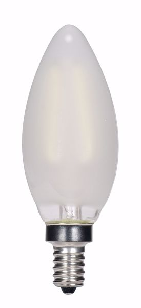 Picture of SATCO S9868 3.5CTF/LED/Frosted/27K/120V LED Light Bulb