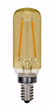 Picture of SATCO S9873 2.5T6/LED/AMB/22K/E12/120V LED Light Bulb