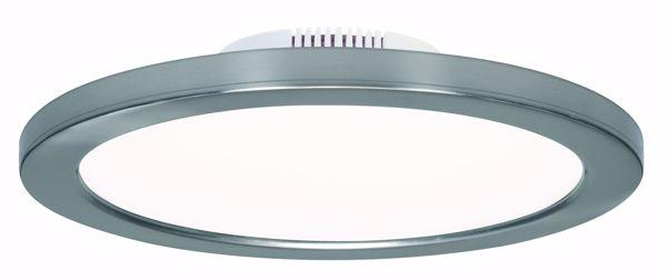 """Picture of SATCO S9888 16W/LED/9""""FLUSH/3K/PN/SL LED Light Bulb"""