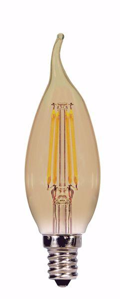 Picture of SATCO S9987 3.5CFA/LED/AMB/22K/120V LED Light Bulb