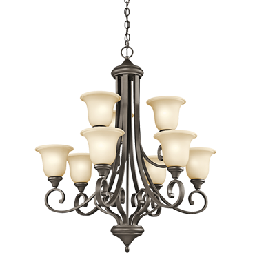 Picture for category CHANDELIER 9 LIGHT