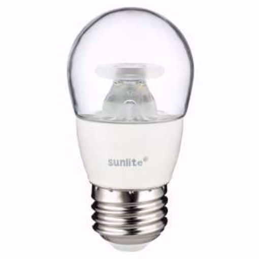 Picture of Sunlite  80134   A15/LED/5W/D/CL/30K