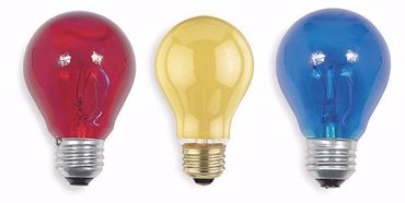 Picture for category Colored Incandescents