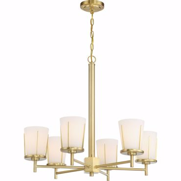 Picture for category CHANDELIER 6 LIGHT