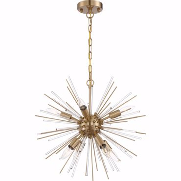 Picture for category CHANDELIER 8 LIGHT