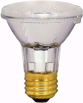 Picture of SATCO   S2232 39PAR20/HAL/XEN/NFL/120V   Halogen Light Bulb