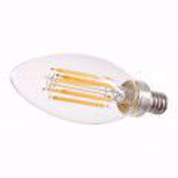 Picture of LUXRITE  LR21204 LED6CTC/CL/27K LED Light Bulb