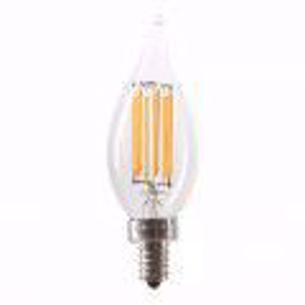 Picture of LUXRITE  LR21208 LED6CFC/CL/50K LED Light Bulb