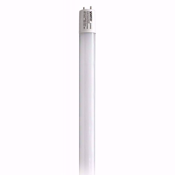 "Picture of SATCO S29900 9T8/LED/24-830/BP 120-277V  24"" LED Light Bulb"