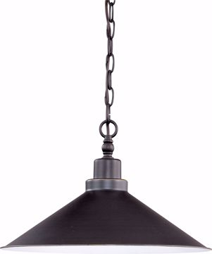 Picture of NUVO Lighting 60/1707 Bridgeview - 1 Light Pendant