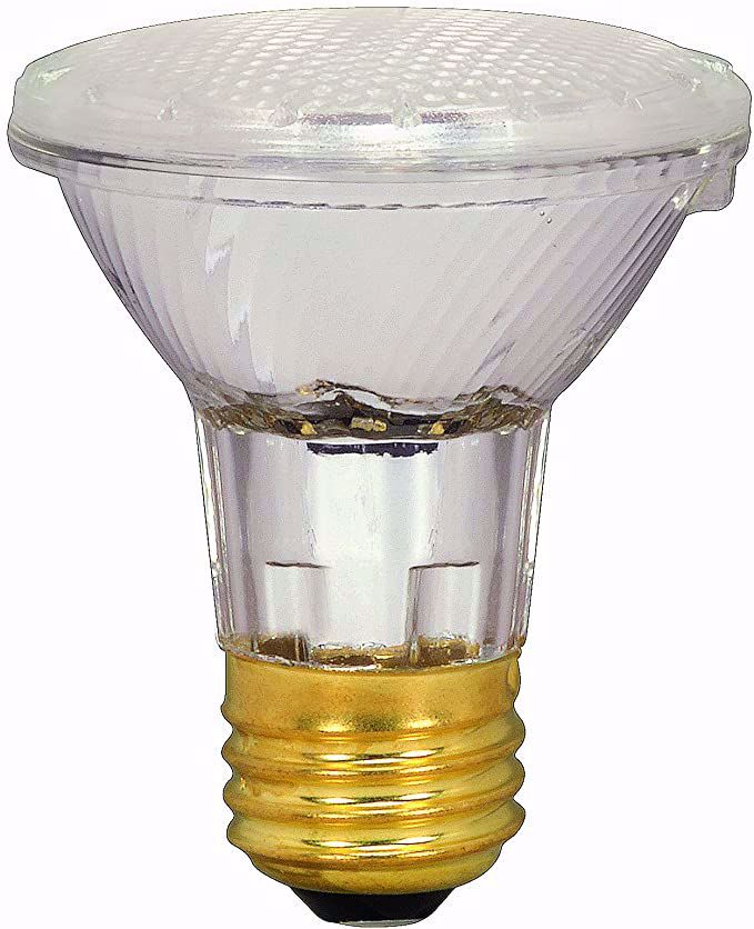 Picture of SATCO   S 2232 39PAR20/HAL/XEN/NFL/120V   Halogen Light Bulb