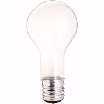 Picture of SATCO S1822 100/200/300 3 WAY MOGUL BASE Incandescent Light Bulb