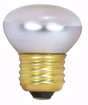 Picture of SATCO S3602 40W R14 Standard REFLECTOR SP Incandescent Light Bulb