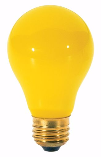 Picture of SATCO S3938 60 WATT CHASE-A-BUG BULB Incandescent Light Bulb