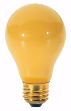 Picture of SATCO S3939 100 WATT CHASE-A-BUG BULB Incandescent Light Bulb