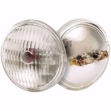 Picture of SATCO S4317 4446 12V 25W ST2 PAR36 C6 Incandescent Light Bulb