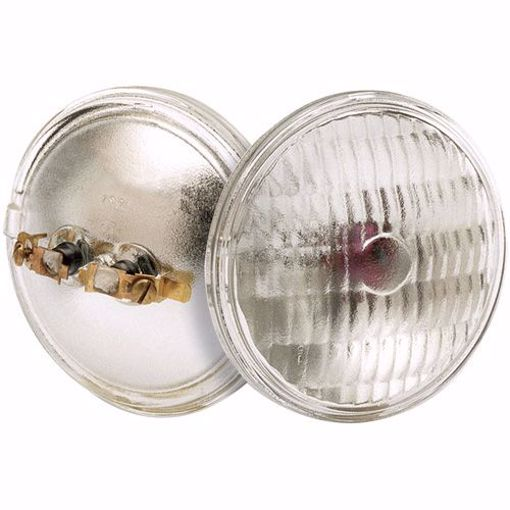Picture of SATCO S4333 7613-1 6V 8W SOT2 PAR36 C2R Incandescent Light Bulb