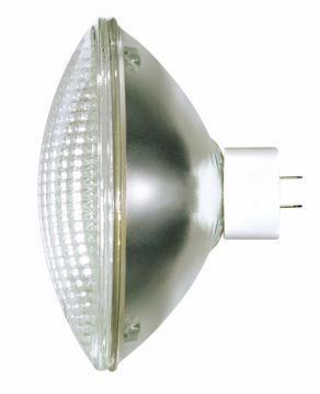 Picture of SATCO S4349 500PAR64/MFL 120V 14932 Incandescent Light Bulb