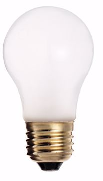 Picture of SATCO S4881 40A15/TF SHATTER PROOF Incandescent Light Bulb