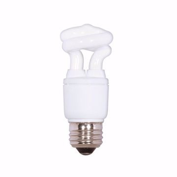 Picture of SATCO S5503 5T2/E26/5000K/120V/1BL Compact Fluorescent Light Bulb