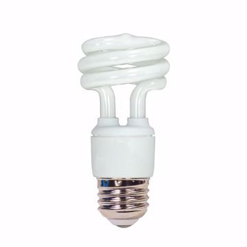 Picture of SATCO S5509 11T2/E26/5000K/120V/1BL Compact Fluorescent Light Bulb